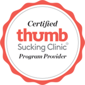 Certified Thumb Sucking Clinic Program provider.